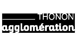 Logo Thonon agglomération